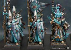 Volomir's Blog: Retrospecter: The High Elves Sea Guard