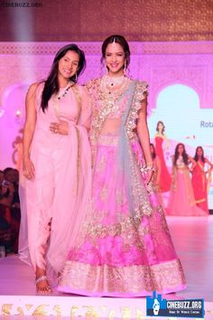 Manchu Lakshmi at Princess on the Ramp Event