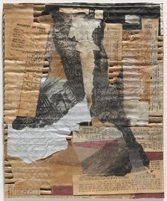 Kurt Schwitters, German (Hanover, Germany 1887 - 1948 Kendal, England) Title     Untitled (Ministry of Food)