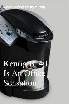 The Keurig Brand is quite well known when it comes to single cup coffee machine and a Keurig B140 is on top of the list of popular coffee machines. This coffee maker is best for office and home use. Meetings does not have to be necessarily expensive because you can have this single cup coffee maker to brew your coffee for you and your colleagues. Single Cup Coffee Maker, Automatic Espresso Machine, Different Coffees, Coffee Service, Coffee Machines, Gift Vouchers, Keurig, Singapore, Brewing