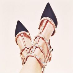 With success comes spoiling! Dream shoes! These couldn't have had both of my personalities meshed to one and better way !