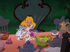 """Alice in Wonderland"" (1951)"