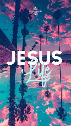 Jesus es Vida - Words a lot - Jesus es Vida - Jesus Wallpaper, Bible Verse Wallpaper, Cute Wallpaper Backgrounds, Tumblr Wallpaper, Galaxy Wallpaper, Wallpaper Quotes, Cute Wallpapers, Iphone Wallpaper, Trendy Wallpaper