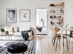 Design Escandinavo: aprenda como usar o estilo na decoração