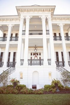 Nottoway Plantation Wedding!