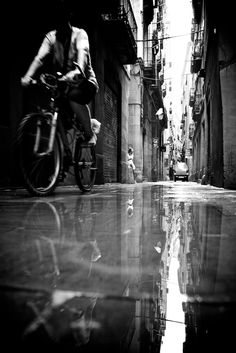 Barcelona Street Photography - Joan Vendrell
