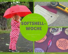 Themenwoche - Softshell-Woche - Alles über Softshell - Beispiele - Tricks & Tipps - Glückpunkt.