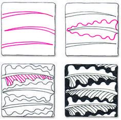 Zentangle Patterns | Visit blog.suzannemcneill.com