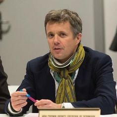 Prince Frederik is in Lausanne, Switzerland for a meeting with the International Olympic Committee. Prince Frederik fractured a vertebrae while on a trampoline and will have to wear a neck brace for three months. Prince Frederik Of Denmark, Prince Frederick, Danish Royalty, Olympic Committee, Danish Royal Family, Crown Princess Mary, Viera, The Man, Olympics