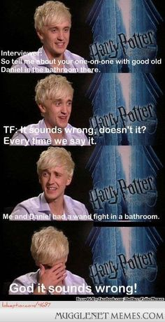 Yes Tom, that sounds so bad.