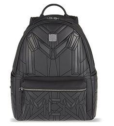 MCM - Bionic medium backpack   Selfridges.com