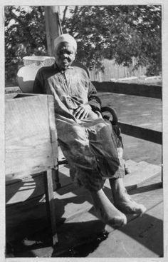 Anne Maddox, age 113, Alabama.    from Born In Slavery, 1936-1938.