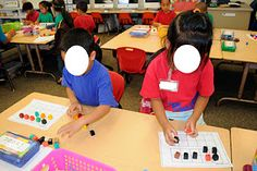 Ricca's Kindergarten: Counting & Place Value Games Kindergarten Behavior, Kindergarten Counting, Teaching Math, Maths, Teaching Ideas, Math Games, Math Activities, Counting Games, All You Need Is