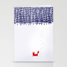 Buy Alone in the forest by Robert Farkas as a high quality Stationery Cards. Worldwide shipping available at Society6.com. Just one of millions of…