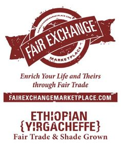 Fair Exchange Marketplace Coffee Ethiopian Yirgacheffe Whole Bean 1lb -- Want to know more, click on the affiliate link Amazon.com.