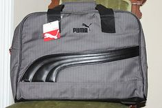 Puma grip gym bag