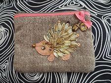 Accessorize hedgehog coin purse