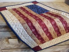 Table Runner - Table Topper - Quilted  $22
