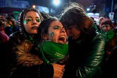 'The Fight Is Far From Over': Protesters Clash With Riot Police in Argentina After Lawmakers Reject Legalized Abortion