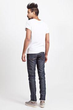 APC - Petite New Standard Raw Denim Jeans