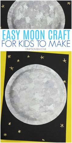Moon craft for kids preschool toddlers . for toddlers room ideas stick crafts crafts Moon craft for kids preschool toddlers . for toddlers room ideas stick crafts crafts Outer Space Crafts For Kids, Crafts For Kids To Make, Art For Kids, Kids Crafts, Space Books For Kids, Moon For Kids, Craft Kids, Moon Activities, Toddler Activities