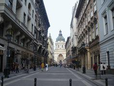 Budapest, Basílica de San Esteban. Foto de Marta Gascón
