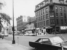 Hartford, Connecticut, 1960s
