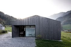 Home in Mellau, Austria, built for simple living by architects from Sven Matt