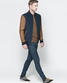 Perfect bomber jacket!! :)