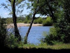 Río Yí. Durazno. Uruguay.