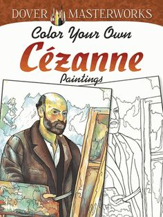 "These excellent illustrations allow colorists to ""paint"" Cézanne's most famous creations, including <I>Leda and the Swan, Still Life with Apples and Peaches</I>, and many others. Illustrations are printed on one side of perforated pages."