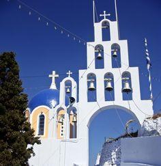 церковь греция