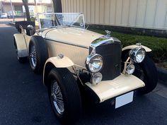 1951年 Bentley Mallalieu   WAKUI MUSEUM   ROLLS-ROYCE & BENTLEY Classic Car Museum JAPAN