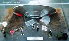 Image result for diorama underground alien facility