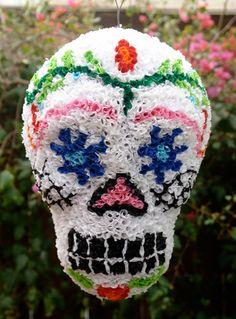 El Piñatero - Sugar Skull Day of the Dead Piñatas