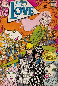 Falling in Love No. 99. Cubierta Arte, Rick Estrada. Mayo 1968. TM & © DC Comics. Todos los derechos reservados. (s13). TASCHEN. Señala encima de la imagen para verla más grande.