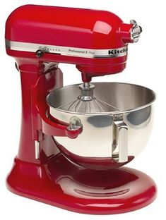 KitchenAid Professional HD Stand Mixer RKG25H0XER 5Quart Empire Red Certified Refurbished >>> Details can be found by clicking on the image.  This link participates in Amazon Service LLC Associates Program, a program designed to let participant earn advertising fees by advertising and linking to Amazon.com.