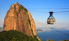 Taking a #ride on a #cablecar is probably one of the best ways to see a #city. Let's have a look at some of the great #ropeways and their locations in #India!