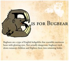 Bugbear List – What's Bothering Us At The Moment In The Family Justice System Dungeons And Dragons 5e, Dnd Art, Hobgoblin, Dnd Characters, British Isles, Mythical Creatures, Mythology, Sci Fi, In This Moment