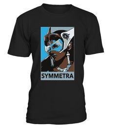 Symmetra  Overwatch Shirt  #videogame #shirt #tzl #gift #gamer #gaming