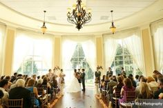 Lake Mary Events Center: Rachelle and Timothy's Fairy Tale Wedding |