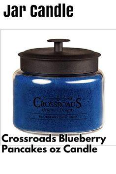 (This is an affiliate pin) Crossroads Blueberry Pancakes 48 oz. Jar Candle Blueberry Pancakes, Jaba, Candle Jars, Food, The Originals, Blue Berry Pancakes, Essen, Meals, Yemek