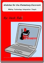 "Websites for the Elementary Classroom. (Making Technology Integration simple). An e-book with a large collection of ""tried and true"" websites, ready for you to use in your classroom to promote fun and engaging learning. Teaching Technology, Technology Integration, Teaching Resources, Teaching Ideas, Classroom Websites, Classroom Freebies, Teacher Websites, Music Classroom, Classroom Ideas"