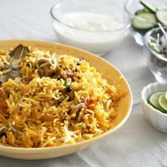 One of the easiest methods of making Biryani. Medium Spicy, flavorful and delicious!