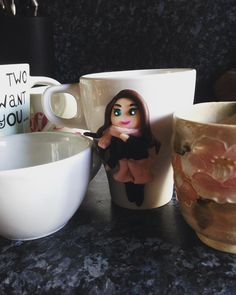 Which one shall I choose? #cup #tea #cappuccino #handmade #handmadejewelry #personalized #mug