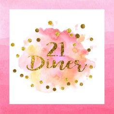 Helemaal hot op Instagram: Het 21 Diner met al je vriendinnen. In deze Q&A blog vindt je al de informatie voor het organiseren van jouw 21ste verjaardag.