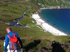 Idyllic Keem Bay, Achill Island, Mayo. Wild West, Beautiful World, Islands, Western Comics, American Frontier, Island