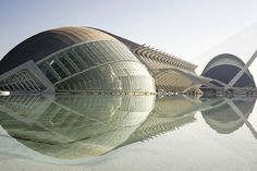 The City of Arts and Sciences on http://valencia.for91days.com