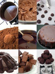אוסף מתכונים - עוגיות שוקולד