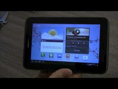 Samsung Galaxy Tab 2 310 - 7 inch + phone Unboxing and Hands on Review- iGyaan